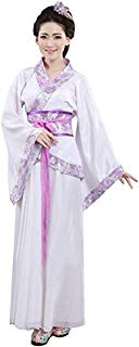 Ez-sofei Women's Ancient Chinese Han Dynasty Traditional Hanfu Dress Cosplay Costume