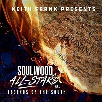 Keith Frank Presents the Soulwood Allstars, Vol. 3