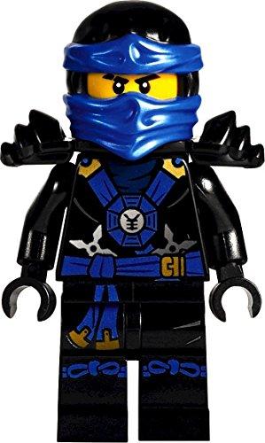 LEGO Ninjago: Minifigur Deepstone Jay aus dem Set 70751