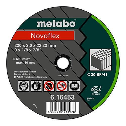 Preisvergleich Produktbild Metabo 616449000 Novoflex 150x3, 0x22, 2 Stein
