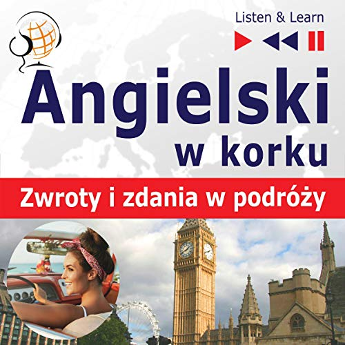 Angielski w korku. Zwroty i zdania w podróży Poziom A2-B1 Titelbild