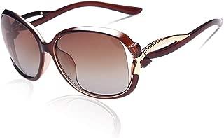 DUCO サングラス レディース 偏光 さんぐらす 100%uv カット スタイリッシュなデザイン sunglasses women 紫外線カット 2229