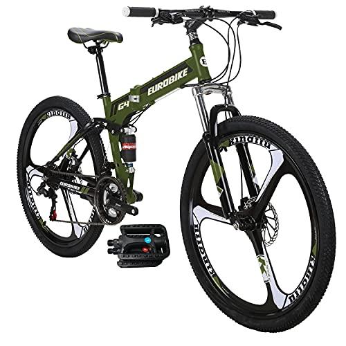 Eurobike G4 Mountain Bike