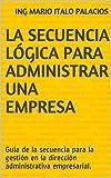LA SECUENCIA LÓGICA PARA ADMINISTRAR UNA EMPRESA: Guía de la secuencia para la gestión en la dirección administrativa empresarial.