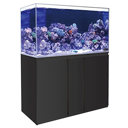Acuario para peces de 80/150/250/300 litros y armario de 45-120cm, disponible en blanco y negro