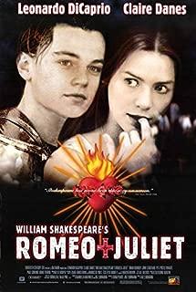 William Shakespeare's Romeo & Juliet POSTER Movie (11 x 17 Inches - 28cm x 44cm) (1996) (Style B)