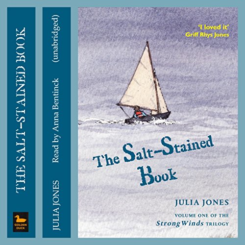 The Salt-Stained Book cover art