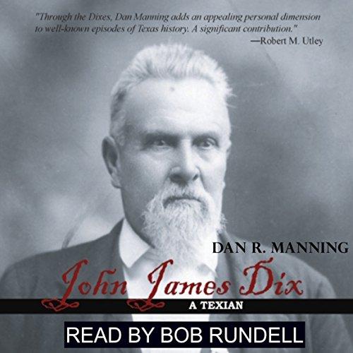 John James Dix audiobook cover art