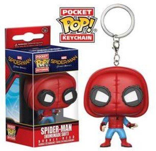 Pocket POP! Keychain: Marvel: Spider-Man Homecoming: Spider-Man