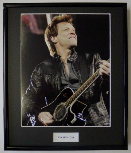 Jon Bon Jovi Gerahmtes Foto
