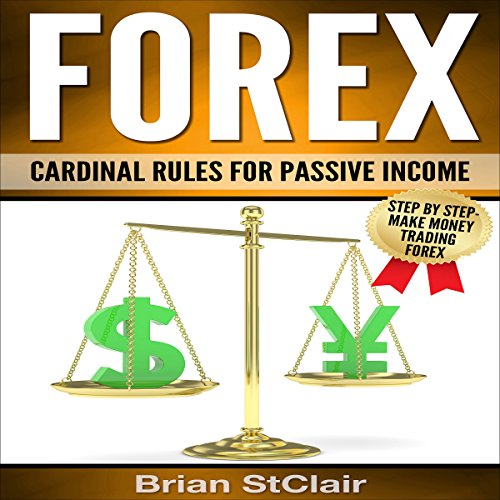 Forex audiobook cover art