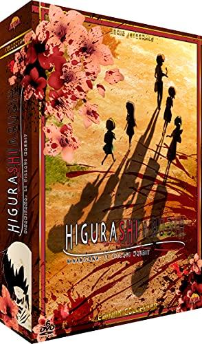 Higurashi : Hinamizawa, le village maudit - Intégrale...