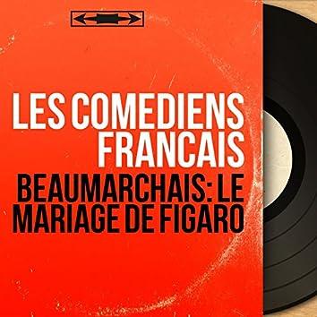 Beaumarchais: Le mariage de Figaro (feat. André Cadou et son orchestre) [Mono Version]