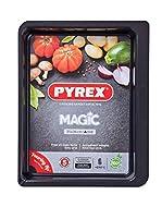 Pyrex - Magic - Rectangular Metal Oven Dish 4.60 L / 35 x 26 cm
