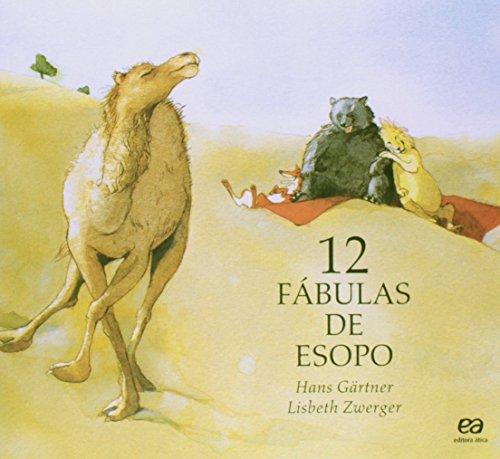 12 fábulas de Esopo