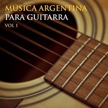 Música Argentina para Guitarra - Folklore, Vol 1