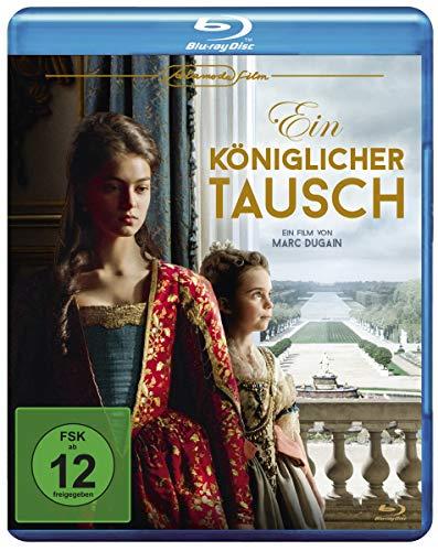 Ein königlicher Tausch [Blu-ray]