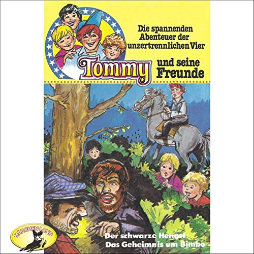Der schwarze Hengst / Das Geheimnis um Bimbo     Tommy und seine Freunde 2              By:                                                                                                                                 Gören Stendal                               Narrated by:                                                                                                                                 Günther Ungeheuer,                                                                                        Holger Ungerer,                                                                                        Thomas Brandner,                   and others                 Length: 33 mins     Not rated yet     Overall 0.0