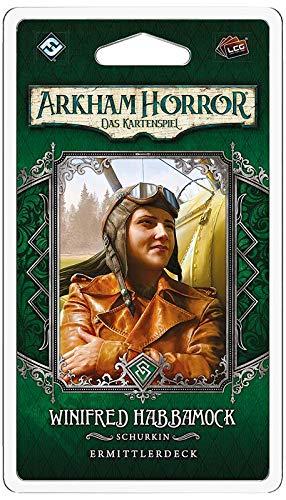 Arkham Horror: LCG - Winifred Habbamock Ermittler-Deck