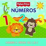 Números (Fisher-Price): Aprende a contar del 1 al 5 (FISHER PRICE. PRECIOUS PLANET) de Mattel (25 mar 2011) Tapa dura