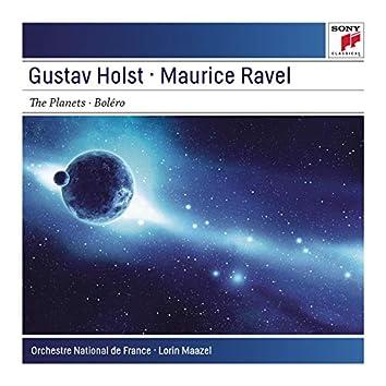 Holst: The Planets, Op. 32 - Ravel: Boléro, M. 81