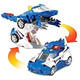VTECH- Switch & GO Dinos-OXOR Voiture/Dinosaure, 80-195005, Multicolore - Version FR