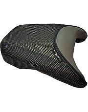 Cubierta TRIBOSEAT para Asiento Antideslizante Accesorio Personalizado Negro Compatible con BMW R1250RS (2019-2020)