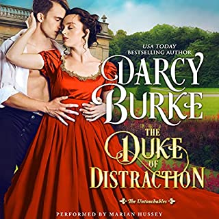 The Duke of Distraction cover art