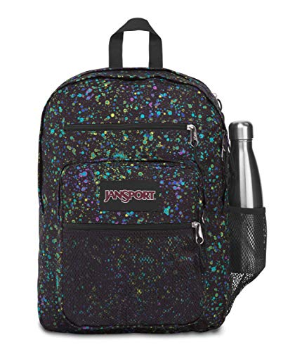 JanSport Big Campus Laptop Backpack in Iridescent Sky - 15' Padded...