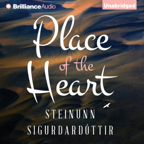 Place of the Heart audiobook cover art
