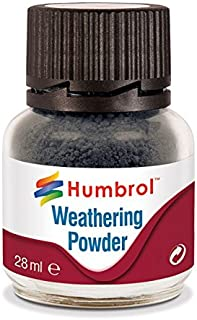 Humbrol AV0004 Weathering Powder Smoke Model Kit
