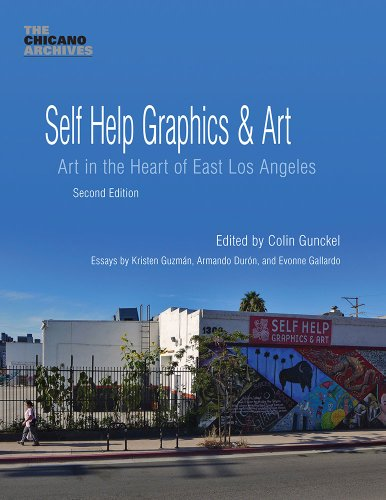 Compare Textbook Prices for Self Help Graphics & Art: Art in the Heart of East Los Angeles The Chicano Archives, Volume 1 second edition Edition ISBN 9780895511546 by Gunckel, Colin