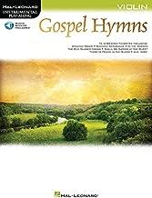 Gospel Hymns for Violin: Instrumental Play-Along (Hal Leonard Instrumental Play-along)