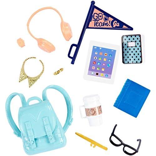 Mattel FKR92 Barbie Accessoires Fashion School Spirit Accessory Pack