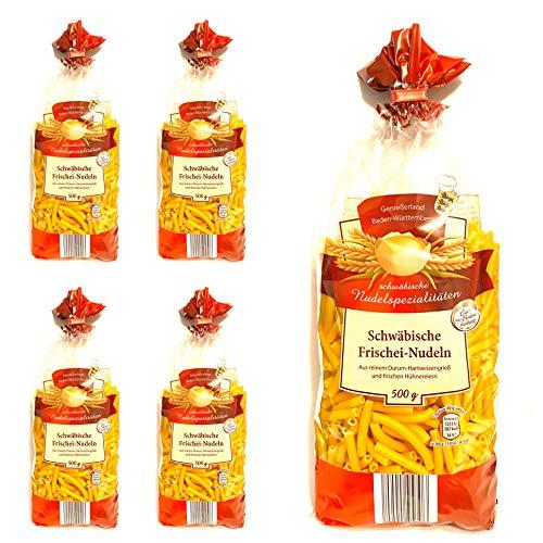 Schwäbische Frischei-Nudeln