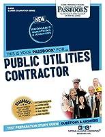 Public Utilities Contractor (Career Examination)