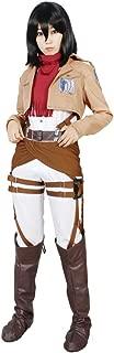 female titan costume
