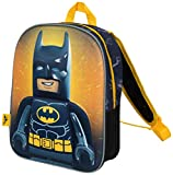 Mochilas Infantiles Niño Lego Movie Batman Cartera Escolar Niños con...