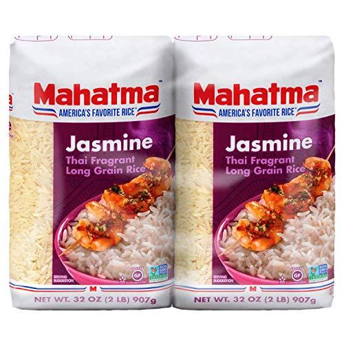 Mahatma Jasmine Enriched Long Grain Rice 64 oz