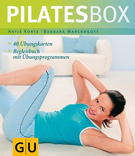PilatesBox (GU Buch plus Körper, Geist & Seele)