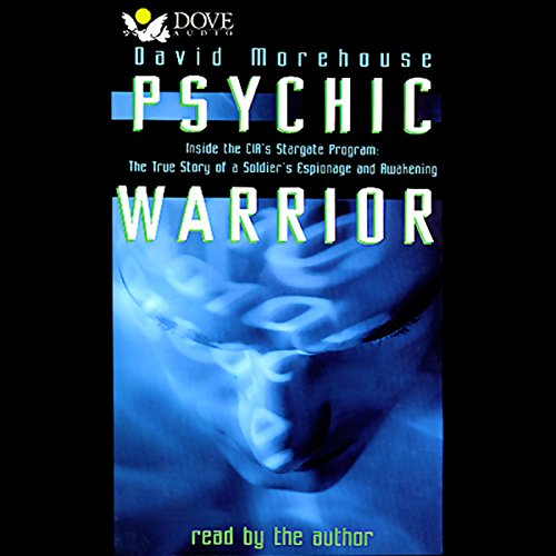 Psychic Warrior audiobook cover art