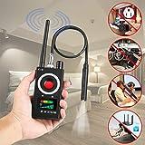 Hidden Camera Detector, tebrigo Anti Spy RF Signal Wireless Bug Detector,GPS Tracker Detector, Listening...