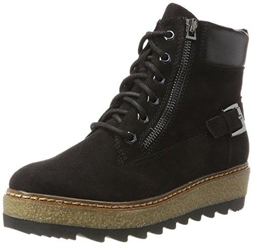 Tamaris Damen 25289 Combat Boots, Schwarz (Black), 41 EU