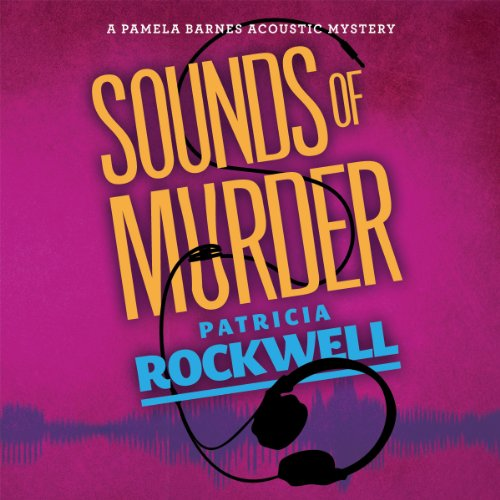 Sounds of Murder audiobook cover art