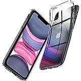 Spigen Liquid Crystal Hülle Kompatibel mit iPhone 11 -Crystal Clear