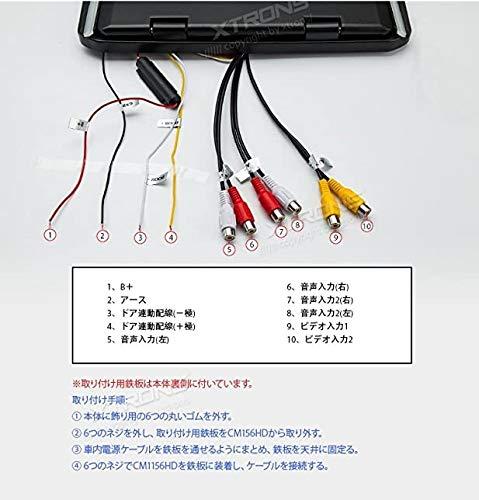XTRONS『C28M156HD』