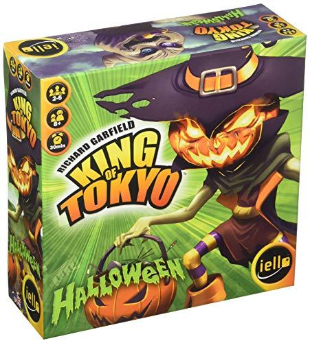 Iello Rey de Tokio: Halloween Power up