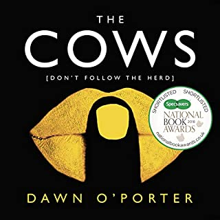 The Cows audiobook cover art