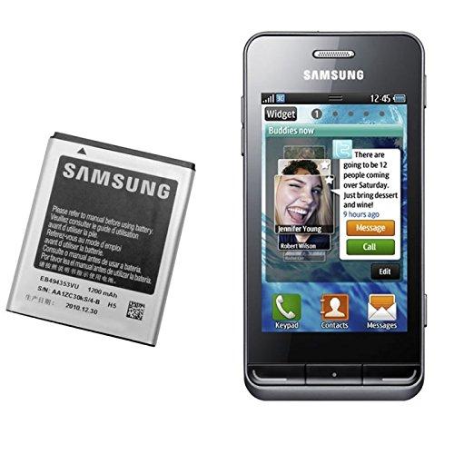 Original Akku EB494353VU für Samsung Galaxy Wave S7320E/S7230/S5750/S5570