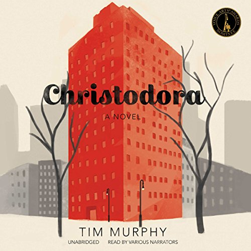 Christodora audiobook cover art